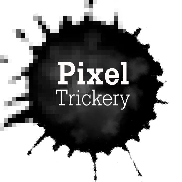 Pixel Trickery Logo Twitter