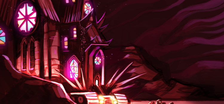 The Cathedral of Stolen Gods
